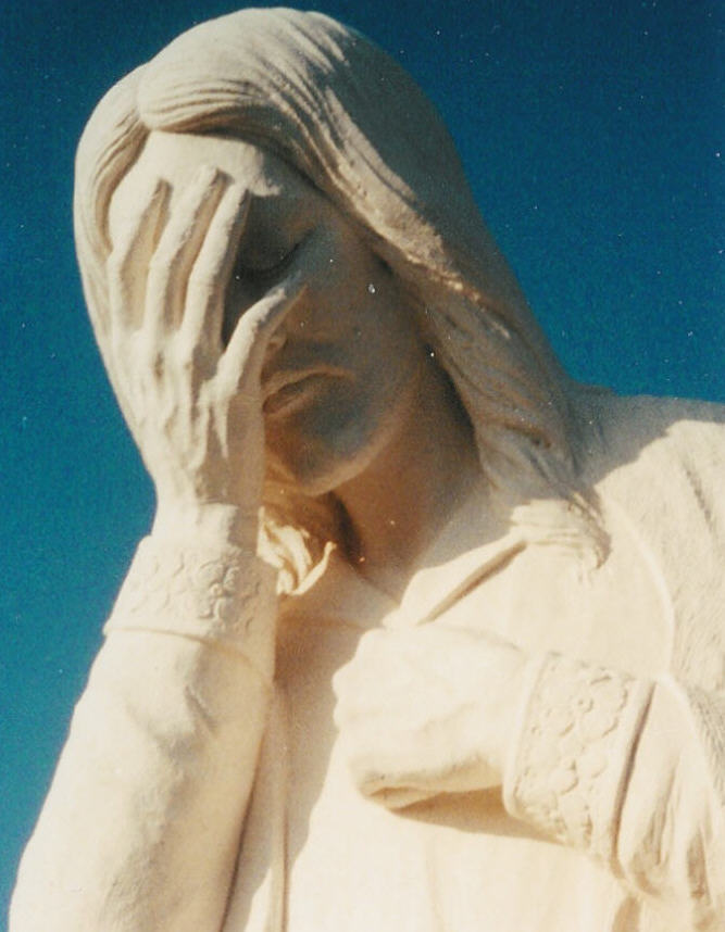 [Image: facepalm_statue.jpg]