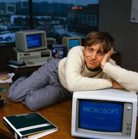sexy stoned bill gates