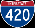 Interstate 420