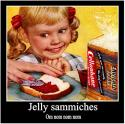 jelly sammiches
